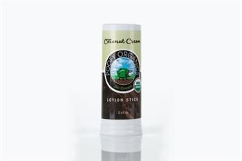 Picture of Coconut Cream Lotion Stick Organic